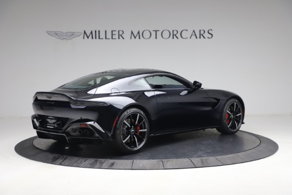 New 2021 Aston Martin Vantage for sale $189,686 at Bentley Greenwich in Greenwich CT 06830 7