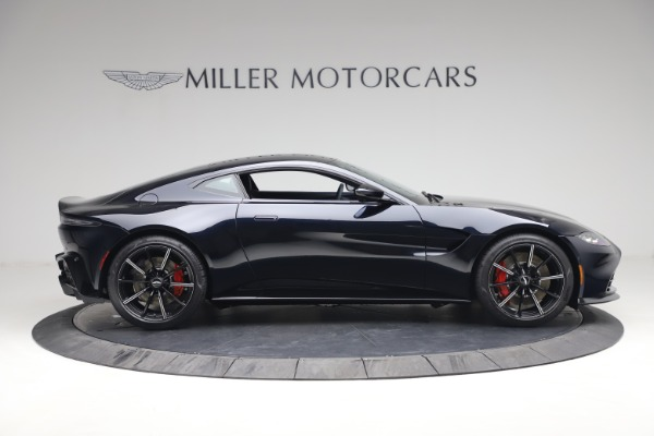 New 2021 Aston Martin Vantage for sale $189,686 at Bentley Greenwich in Greenwich CT 06830 8