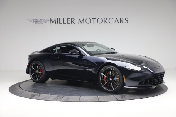 New 2021 Aston Martin Vantage for sale $189,686 at Bentley Greenwich in Greenwich CT 06830 9