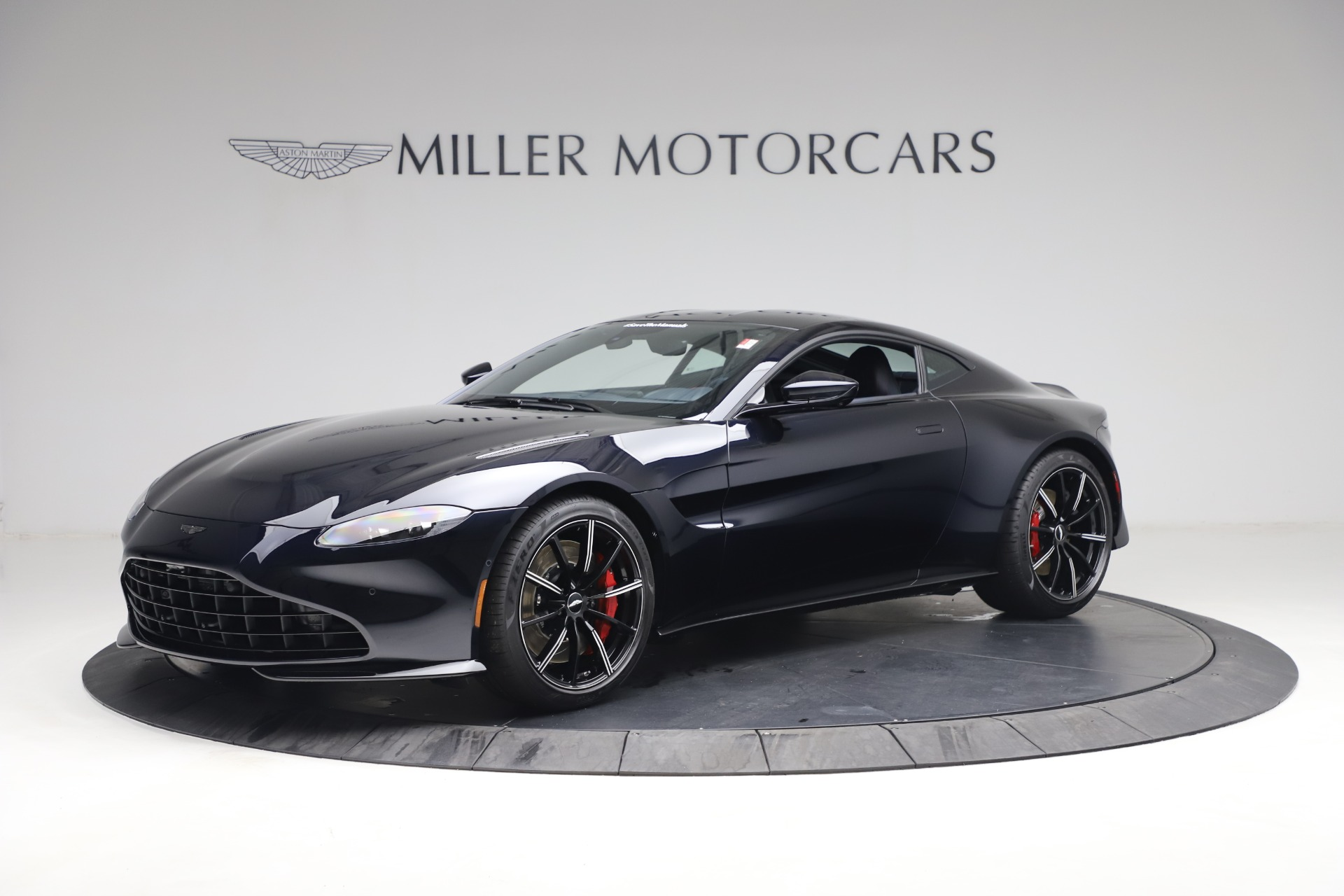 New 2021 Aston Martin Vantage for sale $189,686 at Bentley Greenwich in Greenwich CT 06830 1