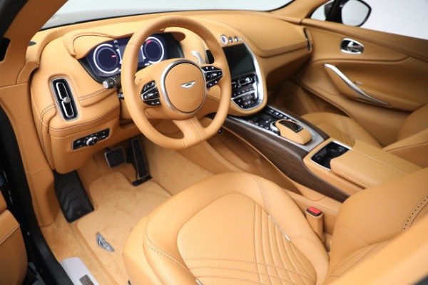 New 2021 Aston Martin DBX for sale $209,586 at Bentley Greenwich in Greenwich CT 06830 13