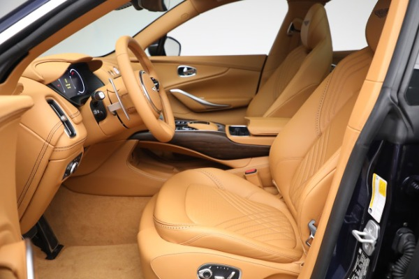 New 2021 Aston Martin DBX for sale $209,586 at Bentley Greenwich in Greenwich CT 06830 14