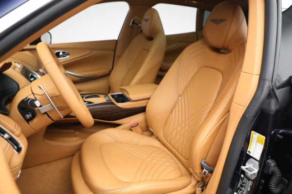 New 2021 Aston Martin DBX for sale $209,586 at Bentley Greenwich in Greenwich CT 06830 15