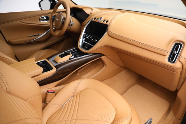 New 2021 Aston Martin DBX for sale $209,586 at Bentley Greenwich in Greenwich CT 06830 19