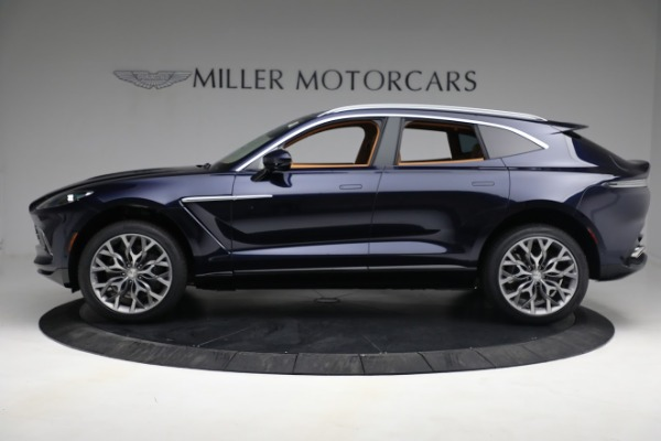 New 2021 Aston Martin DBX for sale $209,586 at Bentley Greenwich in Greenwich CT 06830 2