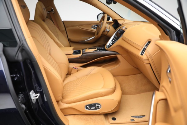 New 2021 Aston Martin DBX for sale $209,586 at Bentley Greenwich in Greenwich CT 06830 20