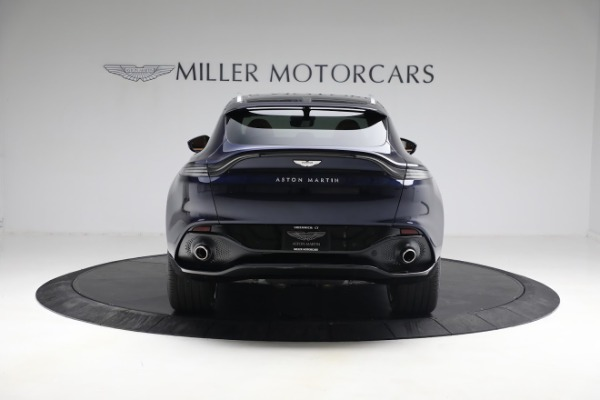 New 2021 Aston Martin DBX for sale $209,586 at Bentley Greenwich in Greenwich CT 06830 5