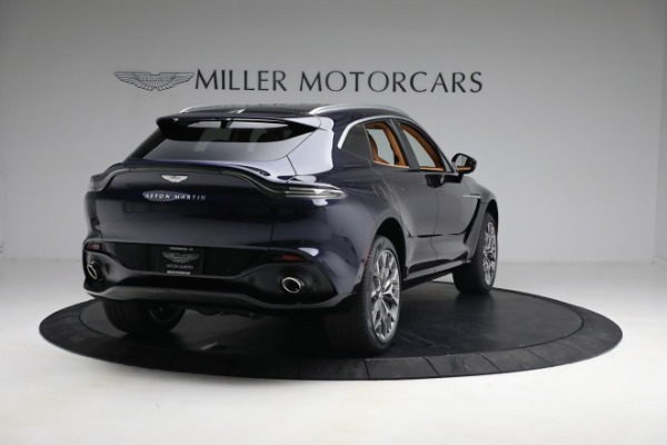 New 2021 Aston Martin DBX for sale $209,586 at Bentley Greenwich in Greenwich CT 06830 6