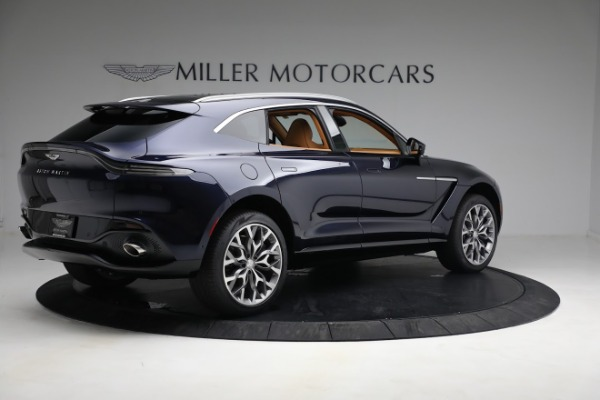 New 2021 Aston Martin DBX for sale $209,586 at Bentley Greenwich in Greenwich CT 06830 7