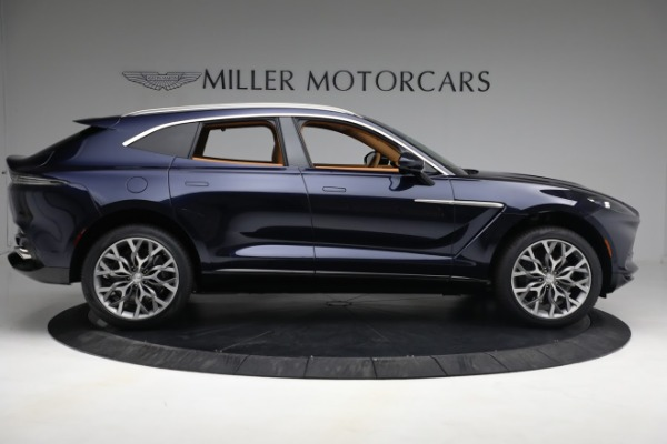 New 2021 Aston Martin DBX for sale $209,586 at Bentley Greenwich in Greenwich CT 06830 8