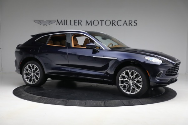 New 2021 Aston Martin DBX for sale $209,586 at Bentley Greenwich in Greenwich CT 06830 9