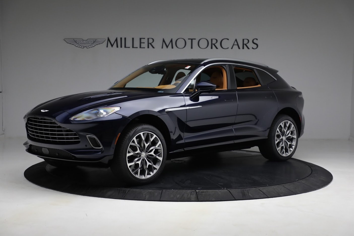New 2021 Aston Martin DBX for sale $209,586 at Bentley Greenwich in Greenwich CT 06830 1
