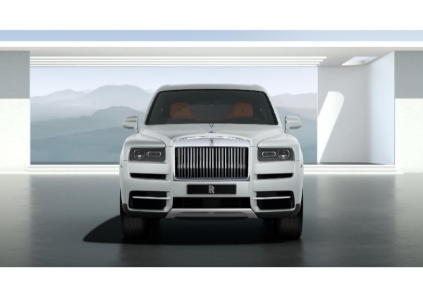 New 2022 Rolls-Royce Cullinan for sale Call for price at Bentley Greenwich in Greenwich CT 06830 3