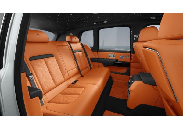 New 2022 Rolls-Royce Cullinan for sale Call for price at Bentley Greenwich in Greenwich CT 06830 6