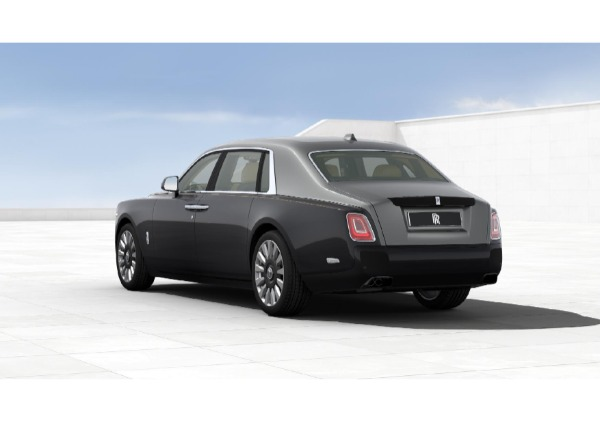 New 2022 Rolls-Royce Phantom EWB for sale Call for price at Bentley Greenwich in Greenwich CT 06830 3