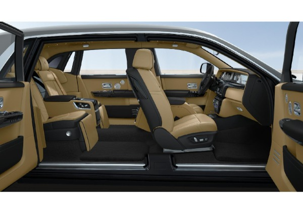 New 2022 Rolls-Royce Phantom EWB for sale Call for price at Bentley Greenwich in Greenwich CT 06830 7