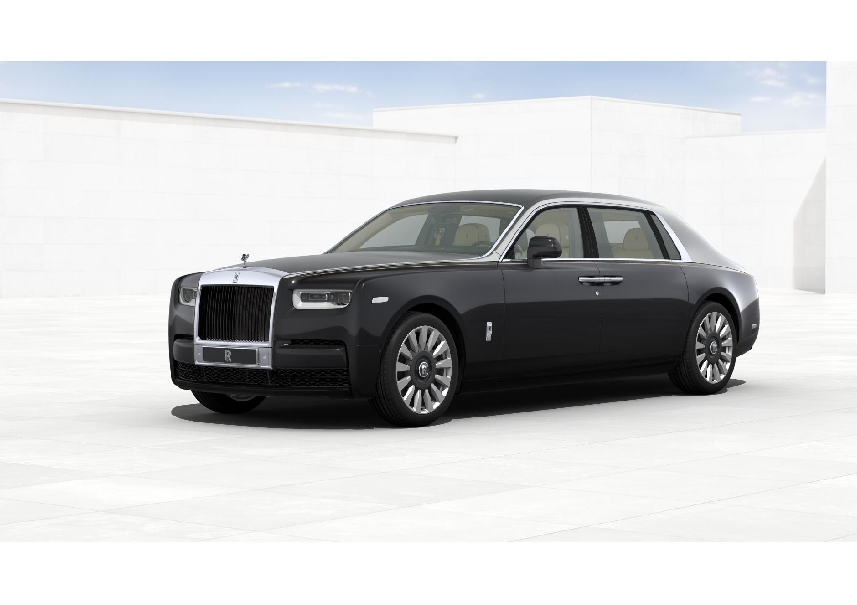 New 2022 Rolls-Royce Phantom EWB for sale Call for price at Bentley Greenwich in Greenwich CT 06830 1