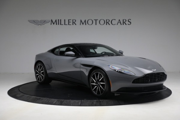 New 2021 Aston Martin DB11 V8 for sale $235,986 at Bentley Greenwich in Greenwich CT 06830 10