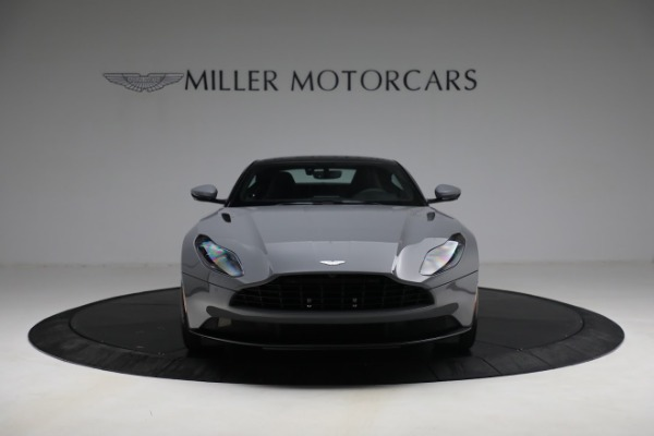 New 2021 Aston Martin DB11 V8 for sale $235,986 at Bentley Greenwich in Greenwich CT 06830 11