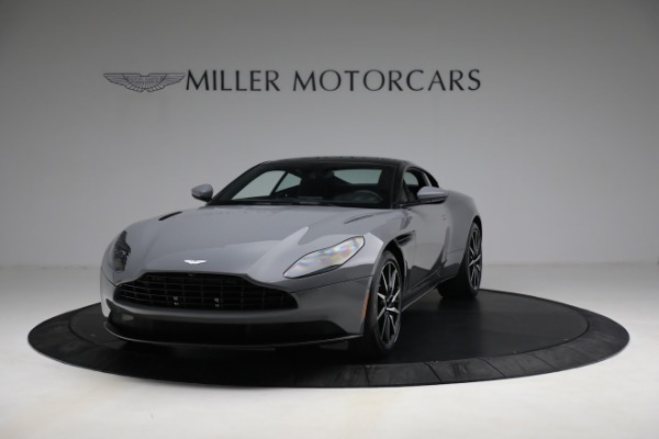 New 2021 Aston Martin DB11 V8 for sale $235,986 at Bentley Greenwich in Greenwich CT 06830 12