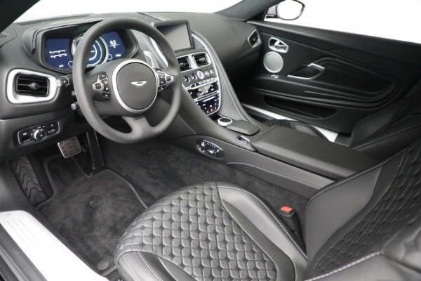 New 2021 Aston Martin DB11 V8 for sale $235,986 at Bentley Greenwich in Greenwich CT 06830 13
