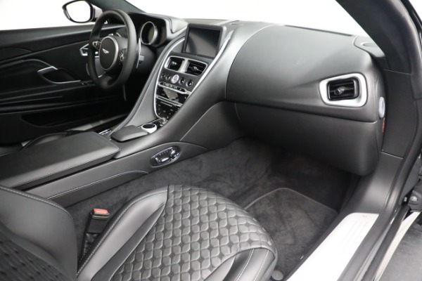 New 2021 Aston Martin DB11 V8 for sale $235,986 at Bentley Greenwich in Greenwich CT 06830 16
