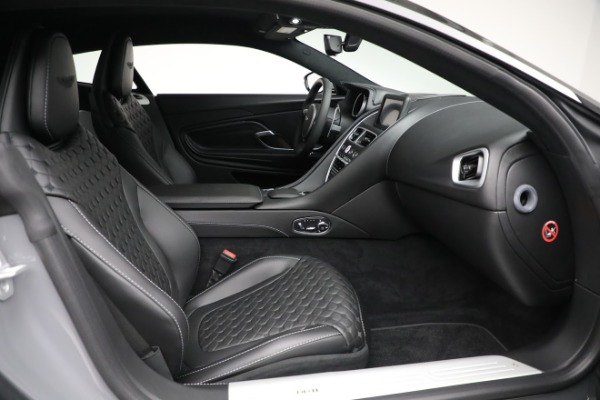 New 2021 Aston Martin DB11 V8 for sale $235,986 at Bentley Greenwich in Greenwich CT 06830 18