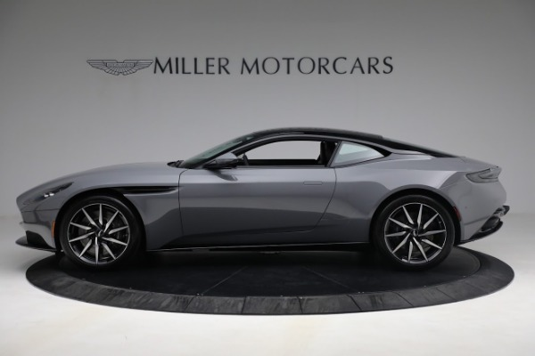 New 2021 Aston Martin DB11 V8 for sale $235,986 at Bentley Greenwich in Greenwich CT 06830 2