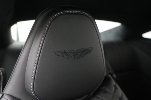 New 2021 Aston Martin DB11 V8 for sale $235,986 at Bentley Greenwich in Greenwich CT 06830 20