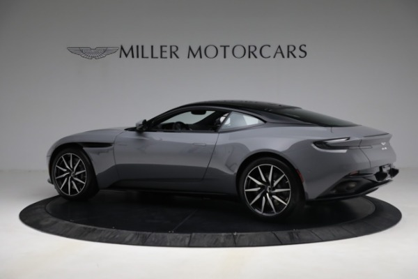 New 2021 Aston Martin DB11 V8 for sale $235,986 at Bentley Greenwich in Greenwich CT 06830 3
