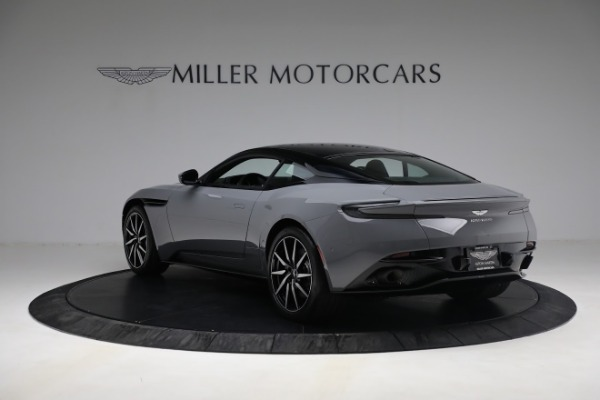 New 2021 Aston Martin DB11 V8 for sale $235,986 at Bentley Greenwich in Greenwich CT 06830 4