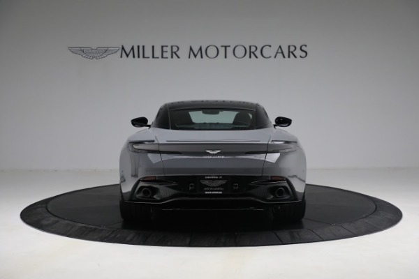 New 2021 Aston Martin DB11 V8 for sale $235,986 at Bentley Greenwich in Greenwich CT 06830 5