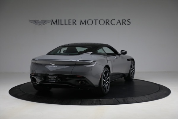 New 2021 Aston Martin DB11 V8 for sale $235,986 at Bentley Greenwich in Greenwich CT 06830 6
