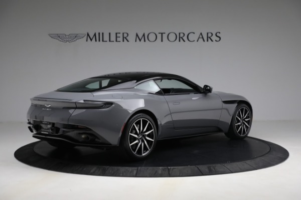 New 2021 Aston Martin DB11 V8 for sale $235,986 at Bentley Greenwich in Greenwich CT 06830 7