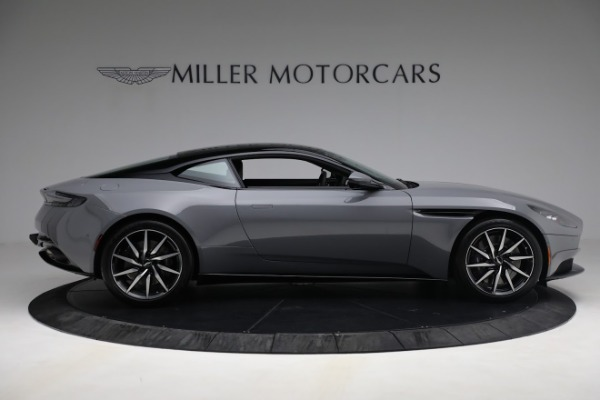 New 2021 Aston Martin DB11 V8 for sale $235,986 at Bentley Greenwich in Greenwich CT 06830 8