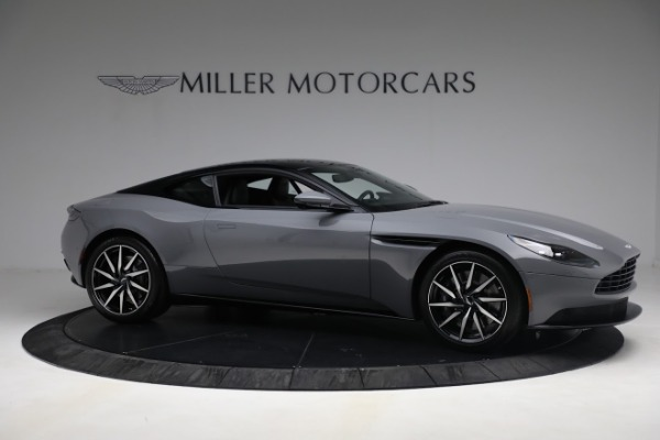 New 2021 Aston Martin DB11 V8 for sale $235,986 at Bentley Greenwich in Greenwich CT 06830 9