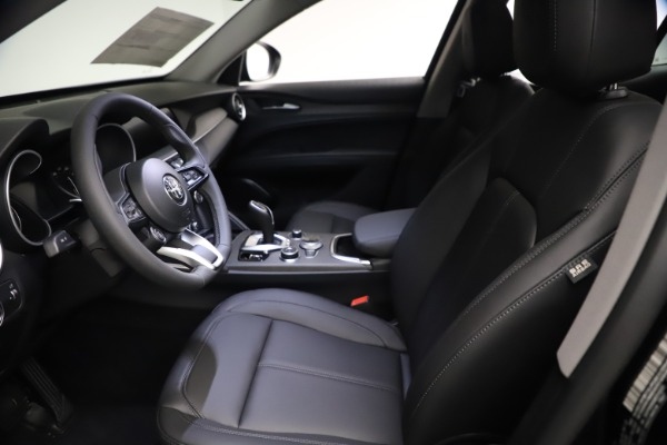 New 2021 Alfa Romeo Stelvio Ti for sale $51,955 at Bentley Greenwich in Greenwich CT 06830 13