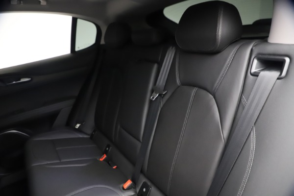 New 2021 Alfa Romeo Stelvio Ti for sale $51,955 at Bentley Greenwich in Greenwich CT 06830 18