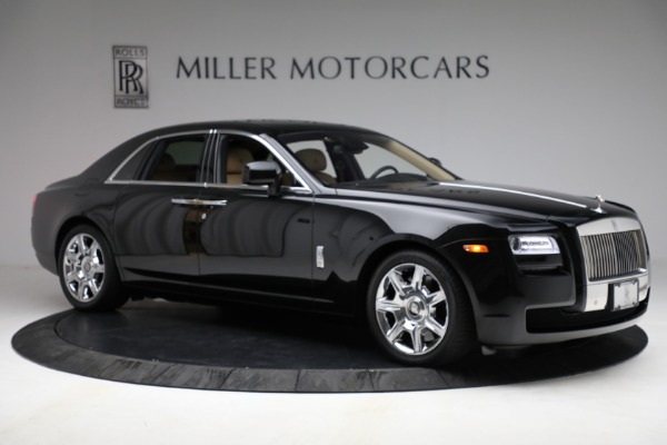 Used 2011 Rolls-Royce Ghost for sale Call for price at Bentley Greenwich in Greenwich CT 06830 10