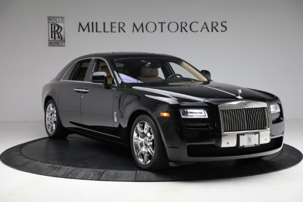 Used 2011 Rolls-Royce Ghost for sale Call for price at Bentley Greenwich in Greenwich CT 06830 11