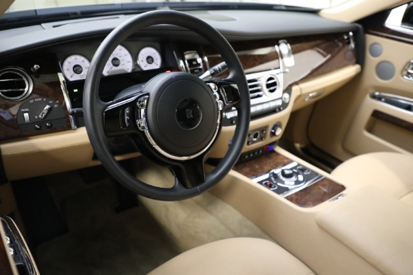 Used 2011 Rolls-Royce Ghost for sale Call for price at Bentley Greenwich in Greenwich CT 06830 12