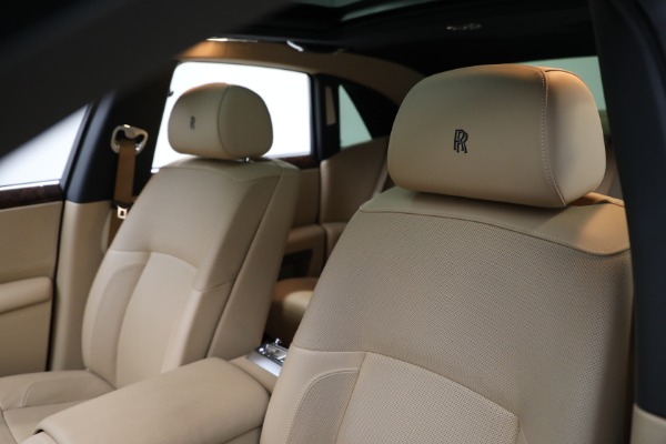 Used 2011 Rolls-Royce Ghost for sale Call for price at Bentley Greenwich in Greenwich CT 06830 14