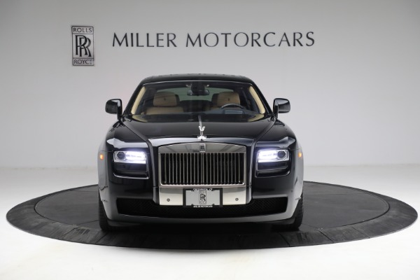 Used 2011 Rolls-Royce Ghost for sale Call for price at Bentley Greenwich in Greenwich CT 06830 2