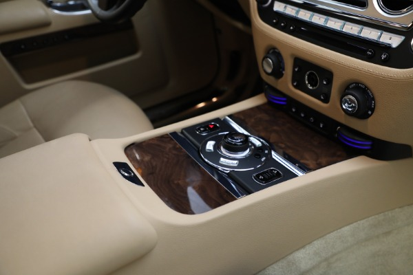 Used 2011 Rolls-Royce Ghost for sale Call for price at Bentley Greenwich in Greenwich CT 06830 23