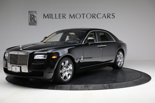 Used 2011 Rolls-Royce Ghost for sale Call for price at Bentley Greenwich in Greenwich CT 06830 3