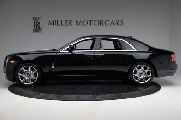 Used 2011 Rolls-Royce Ghost for sale Call for price at Bentley Greenwich in Greenwich CT 06830 4