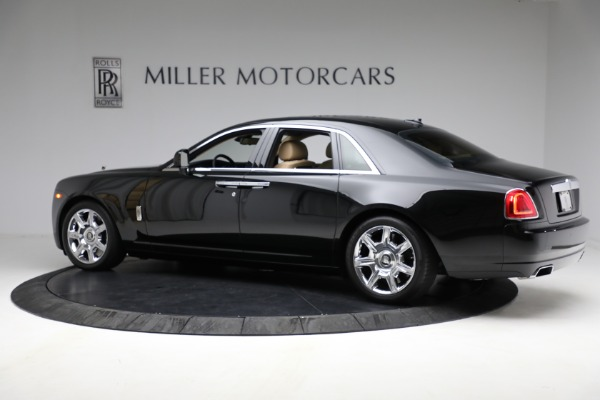 Used 2011 Rolls-Royce Ghost for sale Call for price at Bentley Greenwich in Greenwich CT 06830 5