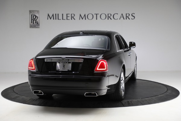 Used 2011 Rolls-Royce Ghost for sale Call for price at Bentley Greenwich in Greenwich CT 06830 7