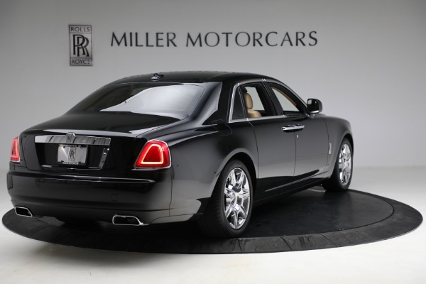 Used 2011 Rolls-Royce Ghost for sale Call for price at Bentley Greenwich in Greenwich CT 06830 8