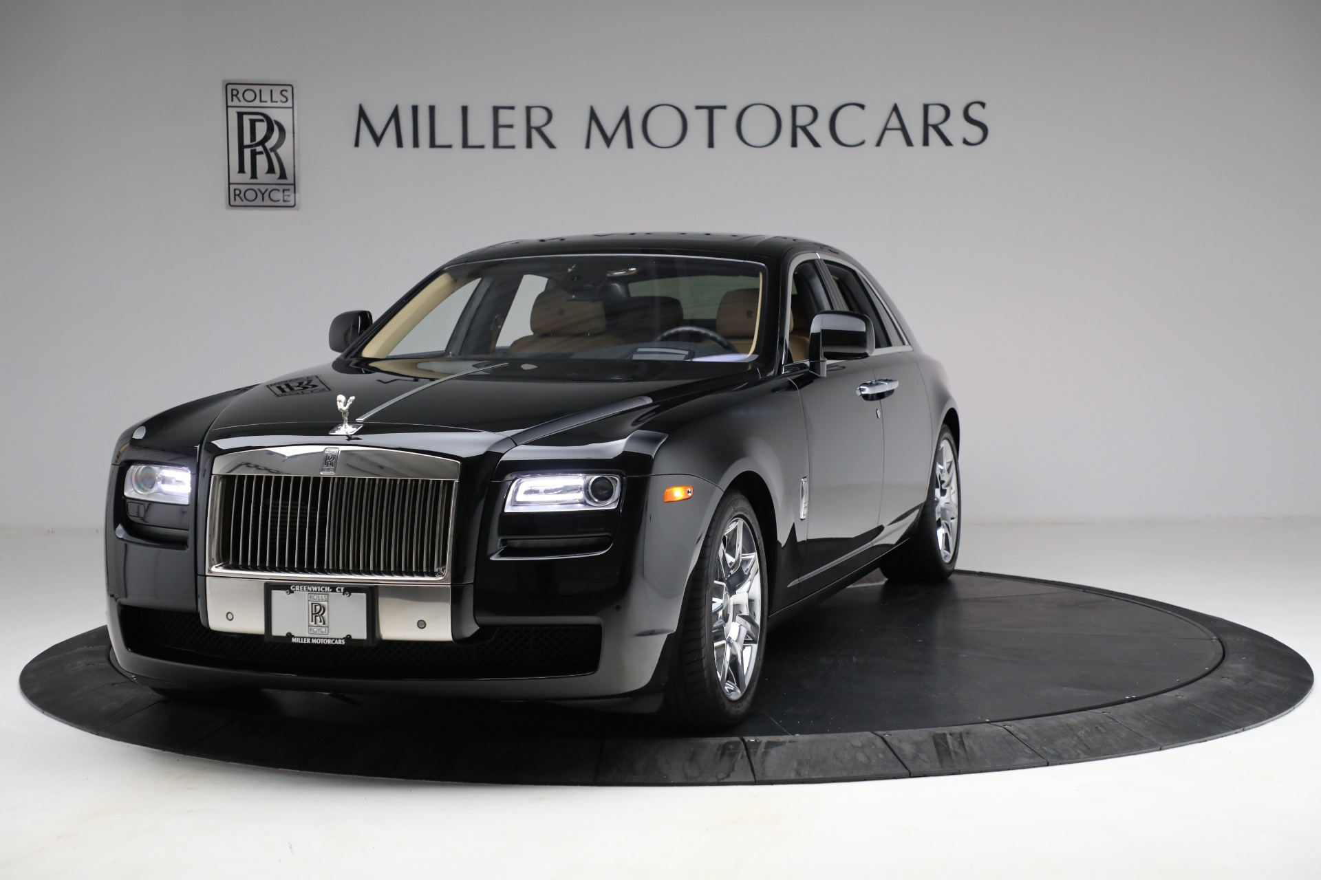 Used 2011 Rolls-Royce Ghost for sale Call for price at Bentley Greenwich in Greenwich CT 06830 1